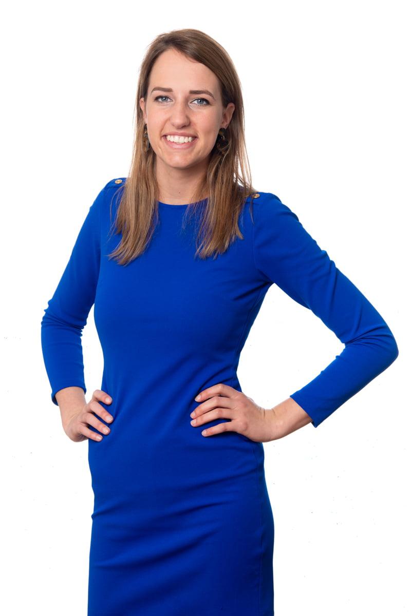 Rachel Boom Administratief medewerker