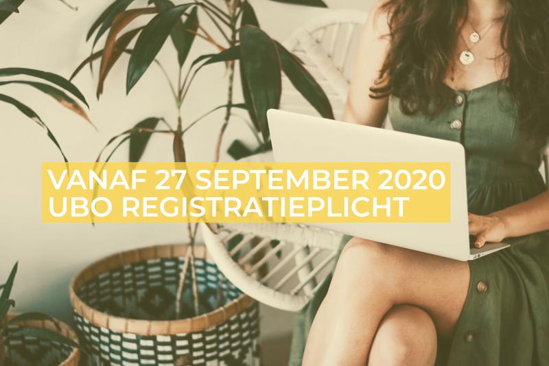 UBO-Registratieplicht 2020